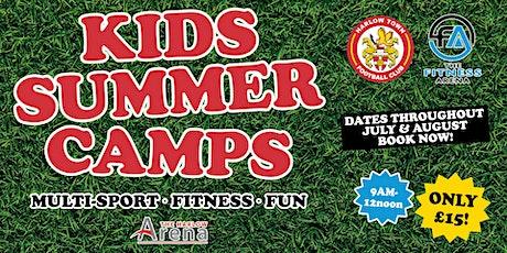 Kids Summer Camps 2021 tickets