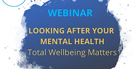 Looking After Your Mental Health tickets