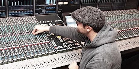 Workshop : Einführung in die Tonproduktion im SSL Studio mit Sofian Bolling Tickets