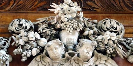 Grinling Gibbons – A virtuoso craftsman in wood tickets
