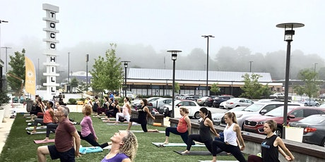 Yoga Pop-Up on the Green tickets