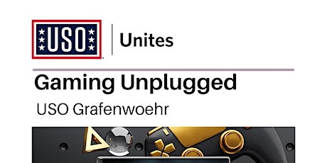 Gaming Unplugged Tickets