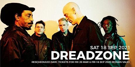 Dreadzone tickets