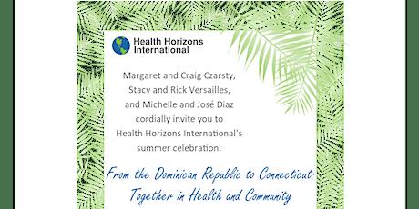 Health Horizons International's Summer Celebration tickets