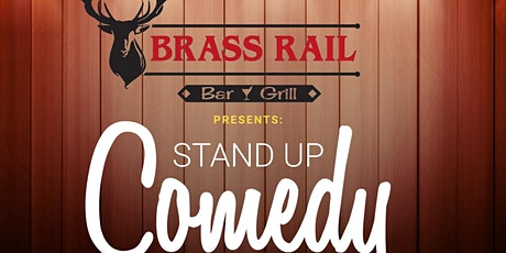 Stand Up Comedy At The Brass Rail headlining Danny Minch tickets
