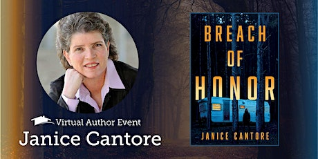 Virtual Author Night with Janice Cantore tickets