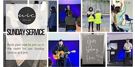 UIC Church Service - 27th June 2021 tickets