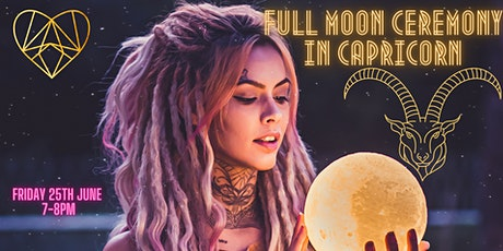 Full Moon Release Ceremony tickets