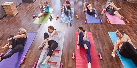 Donation-Based Yoga at Seven Studios - [Bottoms Up! Yoga] tickets