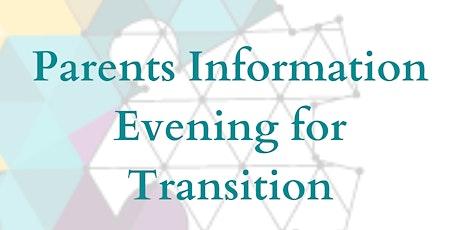 Transition Evening tickets