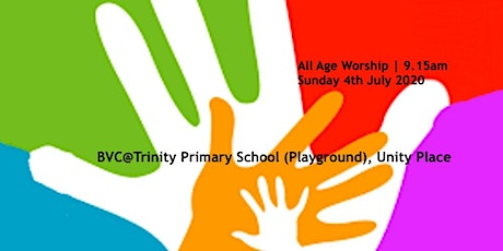 9.15am All Age Worship Service (04.07.21) tickets