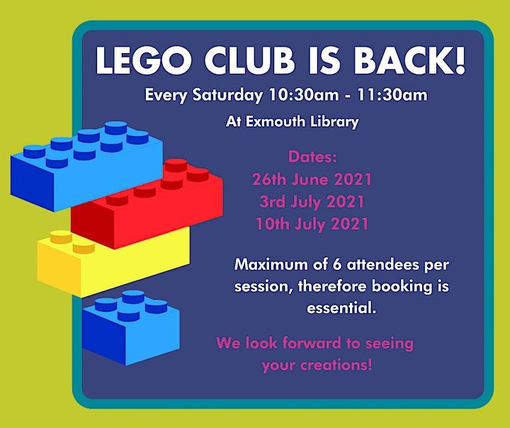 Lego Club image