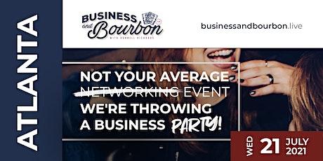 Business and Bourbon Southeast Tour (Atlanta) tickets