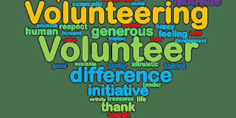 Volunteering.... Let's Do it! tickets