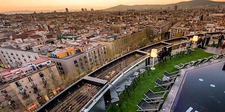 Cata de Vinos  y Maridaje de Quesos. Terraza 360º  Hotel Barceló Raval entradas