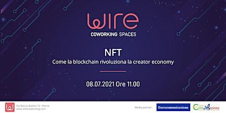 NFT: come la blockchain rivoluziona la creator economy billets