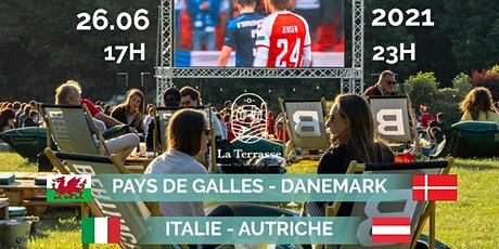 Euro 2021  - 1/8 de finale @La Terrasse du Manoir tickets