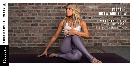 Pilates: Grow and Flow with Audrey O'Connor tickets