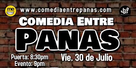 Comedia Entre Panas / D' Panas Restaurant  Houston, TX tickets