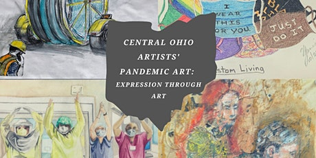 Central Ohio Artists' Pandemic Art tickets