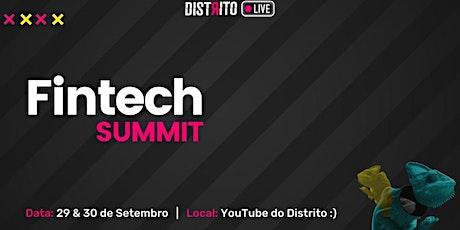 Fintech Summit 2021 | Distrito entradas