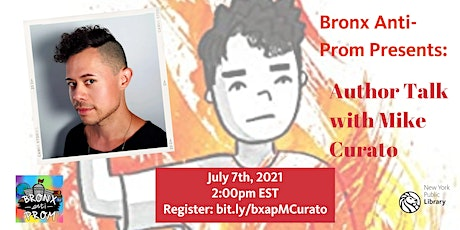Bronx Anti-Prom Presents: Author Talk with Mike Curato tickets