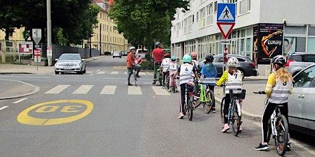 Radfahrtraining Kinder und Jugendliche Pro Rad. Pro Aktiv Tickets