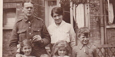 Family History for Beginners - a short project tickets