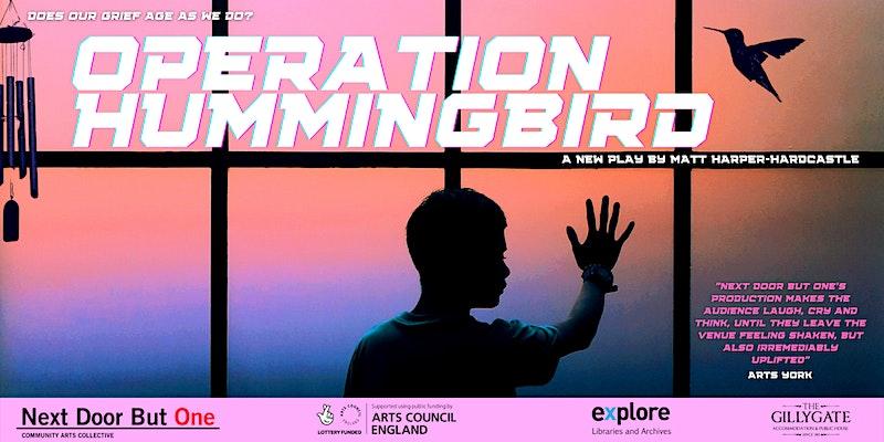 Operation Hummingbird – New Earswick Folk Hall