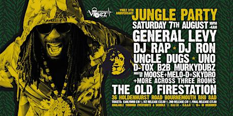Vibez - 11 Years w/ General Levy, DJ Rap, DJ Ron, Uncle Dugs + more tickets