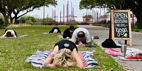 FREE OUTDOOR COMMUNITY YOGA  FLOW tickets