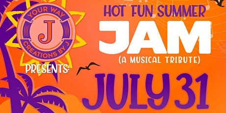 Hot Fun Summer Jam tickets