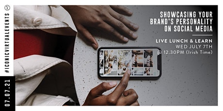 Showcasing Your Brand's Personality on Social Media with The Speak Up Club tickets
