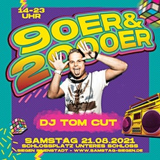 """DAS GROßE FINALE - 90ER & 2000ER   """"Schicht 1 - 14:00-17:30 Uhr"""" Tickets"""