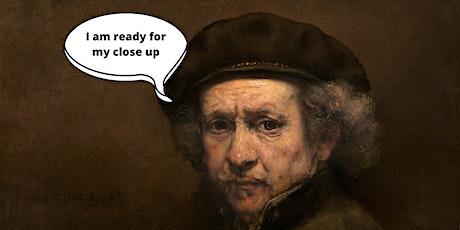 Rembrandt Art Tour tickets