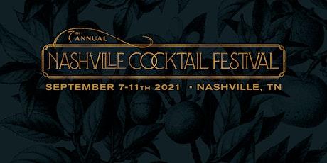 Nashville Cocktail Festival 2021 tickets