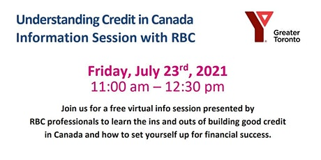Understanding Credit in Canada - Information Session with RBC tickets