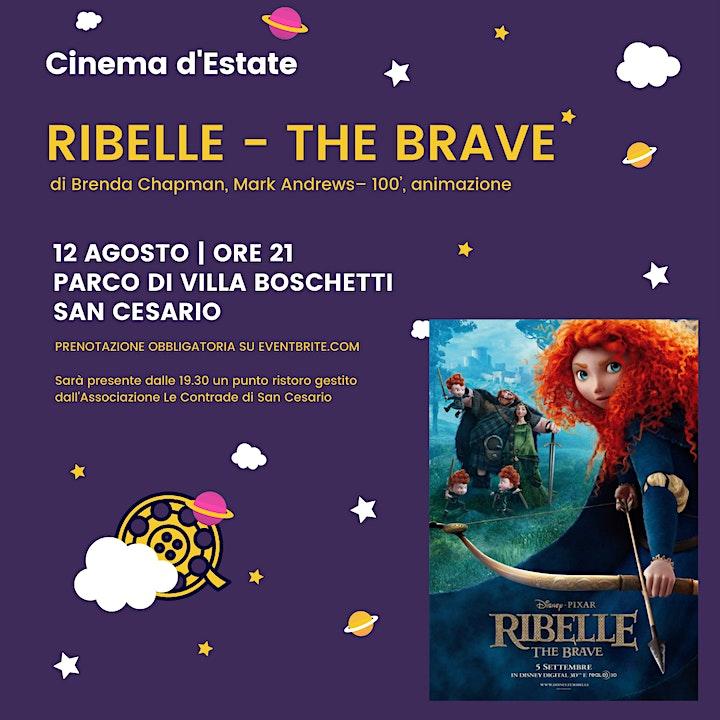 Immagine CINEMA D'ESTATE
