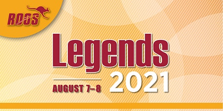 Legends 2021 - Hall of Honor Awards Dinner - August 7, 2021 tickets