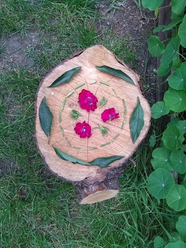 Bilston Boddlers - Outdoor Art Play image
