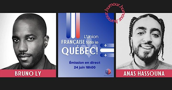 Image de L'Union Française fête le QUÉBEC!