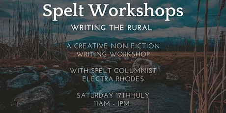 Creative Non Fiction Writing Workshop tickets