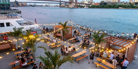 """THURSDAYS: """"WINE & DINE"""" ON THE WATER @ WATERMARK w/HAPPY HOUR & $1 OYSTERS tickets"""