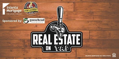 Real Estate on Tap - Networking Event (Houston Heights) tickets