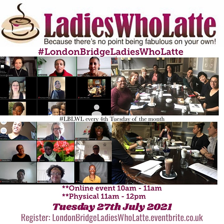 London Bridge Ladies Who Latte image