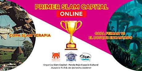 Primer Slam Capital Online boletos