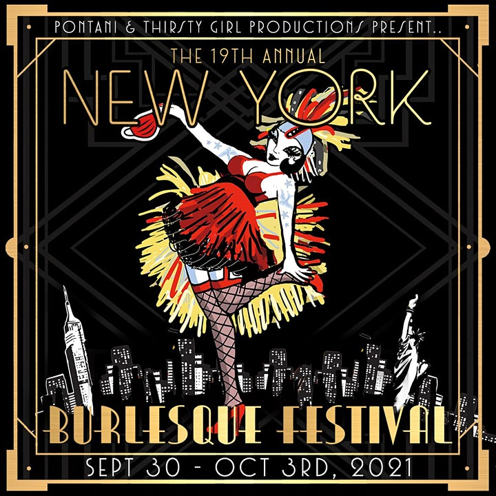 The 19th Annual NY Burlesque Festival image