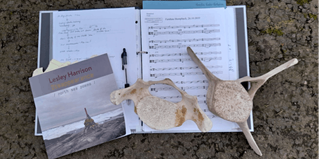 Whale Song live Poetry, Music Performance and screening tickets
