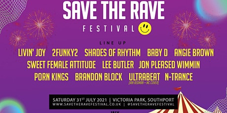 Outdoor 90's Festival comes to Southport! tickets