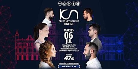 KCN Las Palmas Speed Networking Online 6 Jul entradas